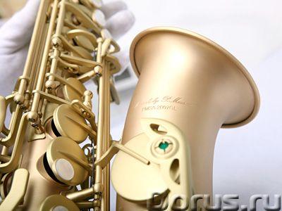 Учебный материал для занятий на саксофоне.Учитесь играть с фонограммой - Музыкальные инструменты - У..., фото 1