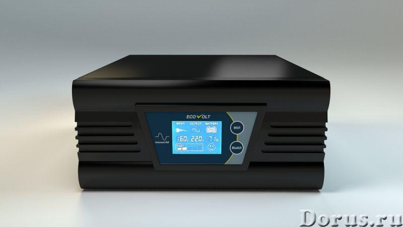 Источник Бесперебойного Питания для котла ECOVOLT ECO 312C 300Вт 12В - Промышленное оборудование - И..., фото 1