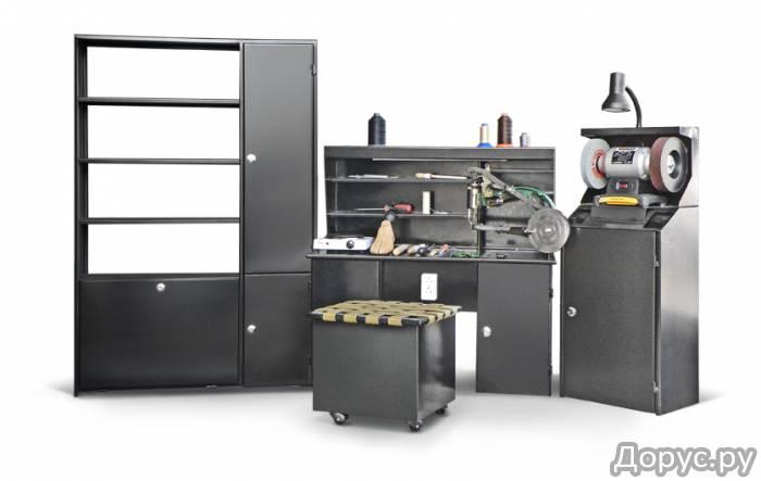 Комплект обувщика для открытия сапожной мастерской - Промышленное оборудование - В комплект входят:..., фото 1